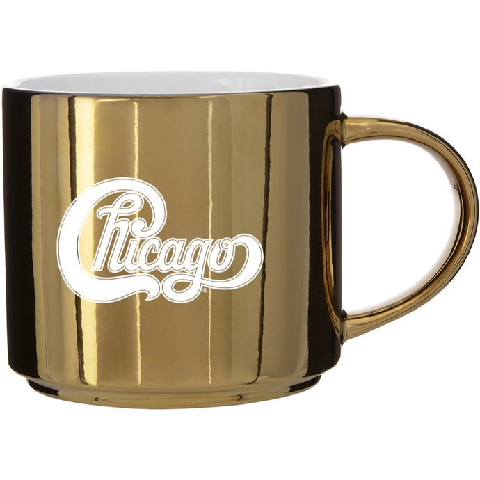Chicago Gold Mug