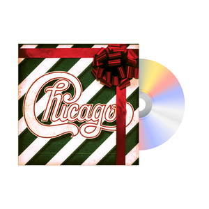 Chicago Christmas Shirt + CD + Wrapping Paper