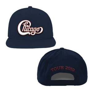 Chicago Navy Tour 2019 Hat