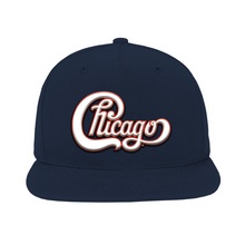 Load image into Gallery viewer, Chicago 52 Football Tee + Navy Tour 2019 Hat Bundle