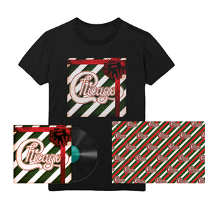Chicago Christmas Shirt + Vinyl + Wrapping Paper
