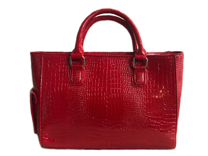 Red Large Wine Cooler Handbag