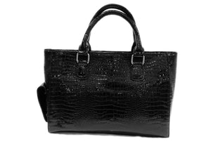 Black Large Wine Cooler Handbag