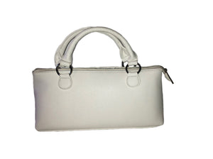 White Small Wine Cooler Handbag