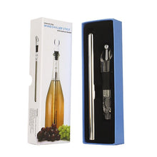 4 in 1 Wine Chiller Stick. Gift idea for mum. mothers day gift.