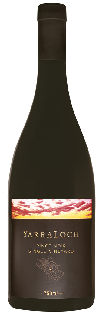 YarraLoch Single Vineyard Pinot Noir 2013 ***Label Damaged Stock***