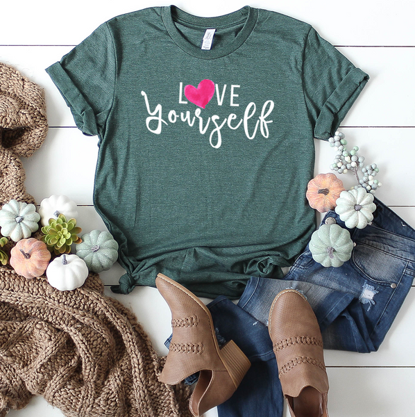 Women's Favorite Tshirt | Love Yourself