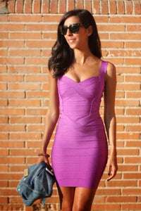 Lola Bandage Dress - Kaya chic