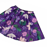 Twilight Moths Mini Skirt