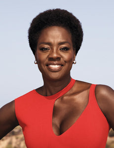 Viola Davis wears Maru Earrings