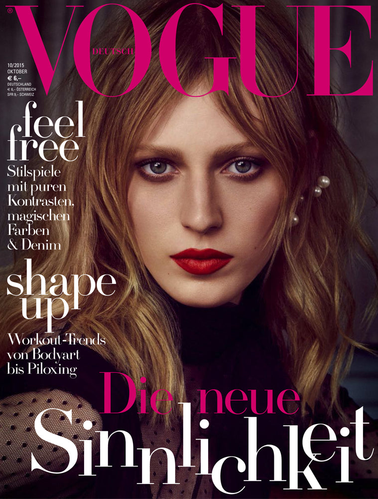 VOGUE GERMANY - OCTOBER 2015
