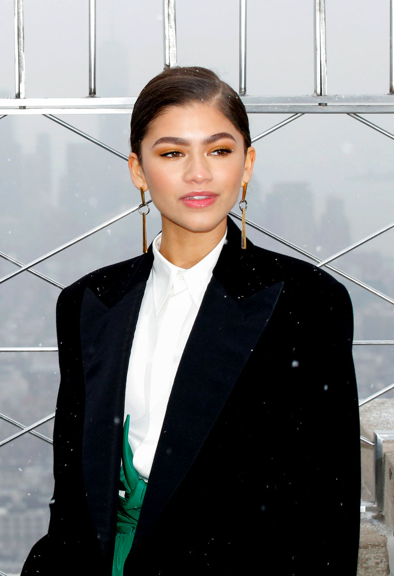 ZENDAYA WEARS THE BELLA EARRINGS