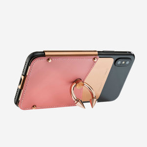 Titan Ring iPhone Case - Blush