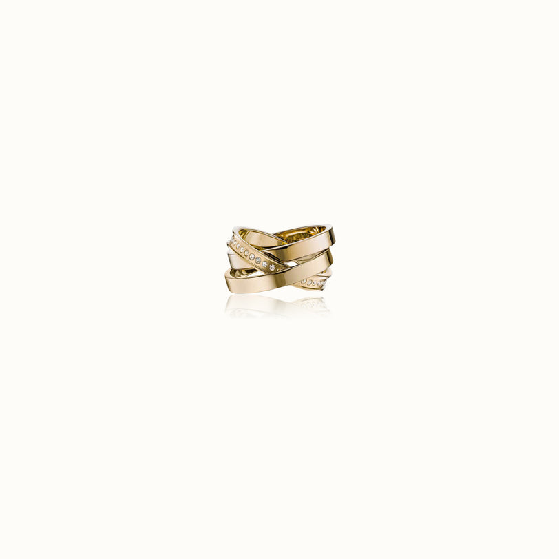 Cassio Pave Ring