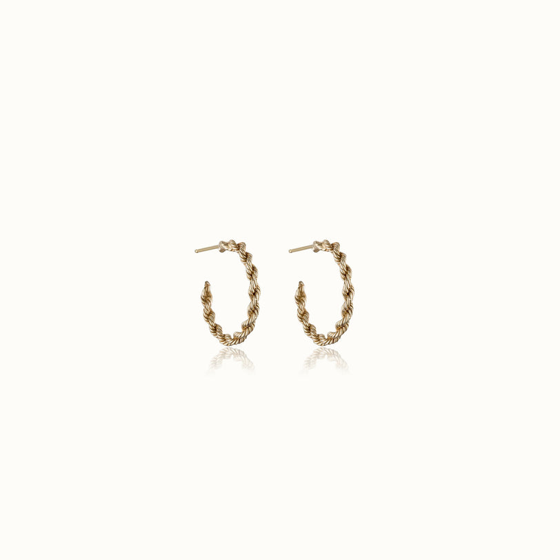 Nora Hoop Earrings