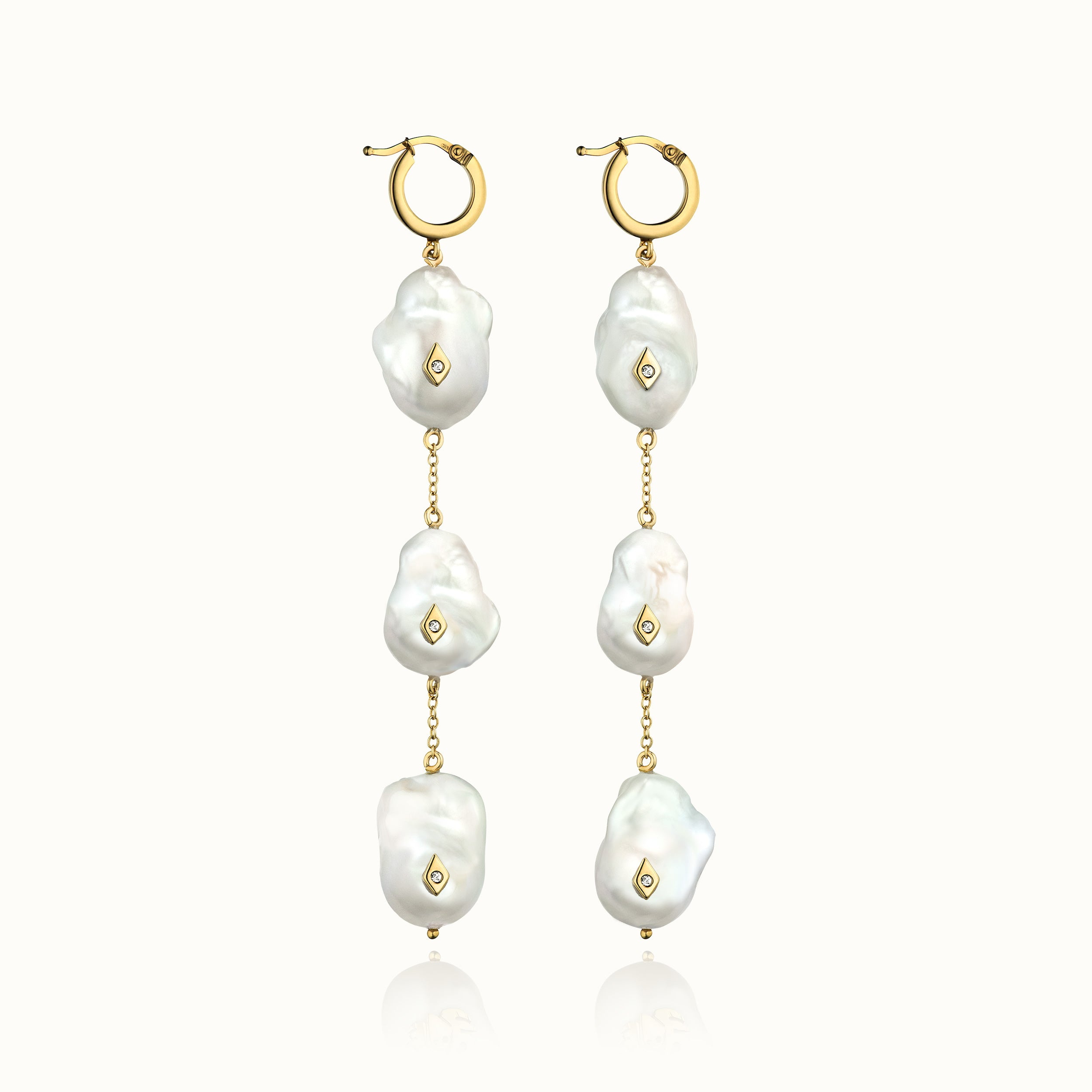 La Maddalena Drop Earrings