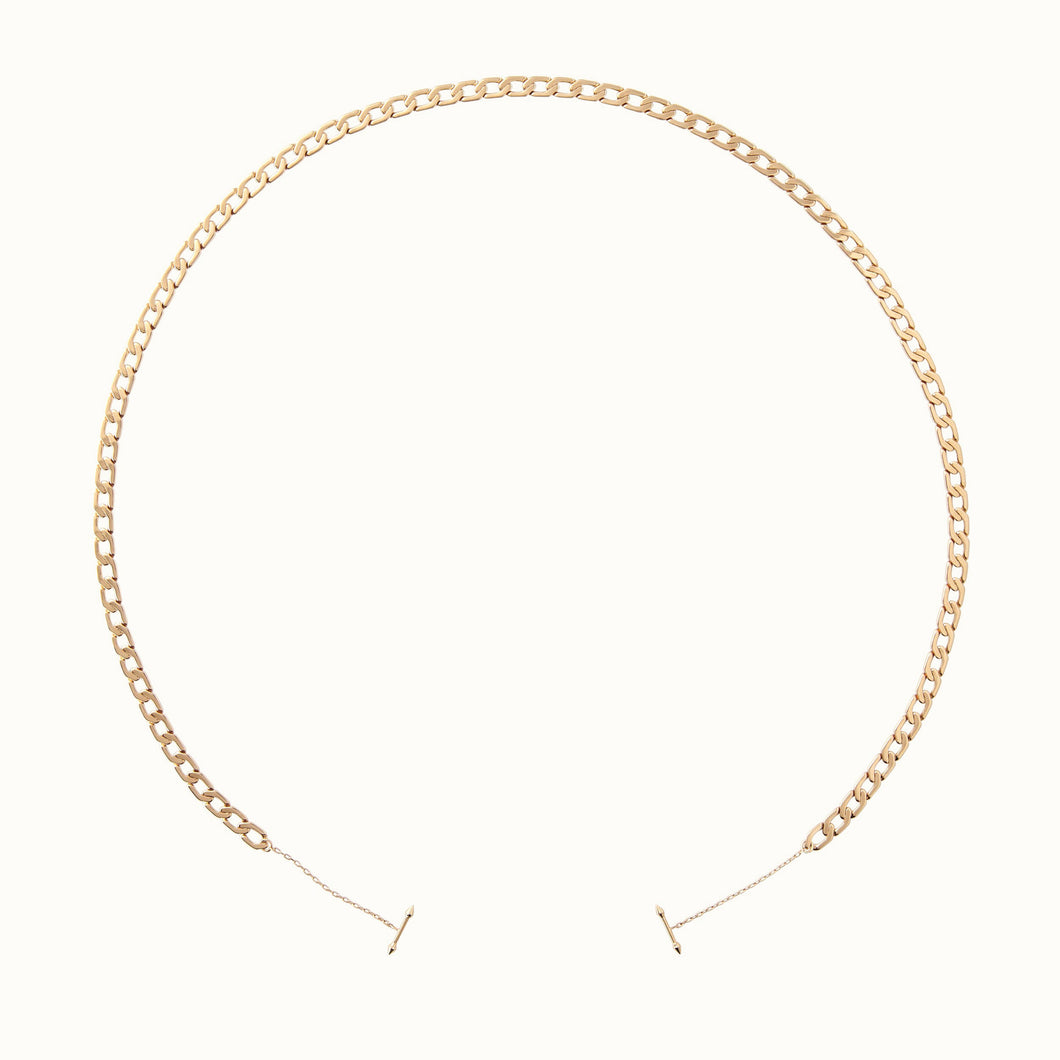 Milos Frame Necklace