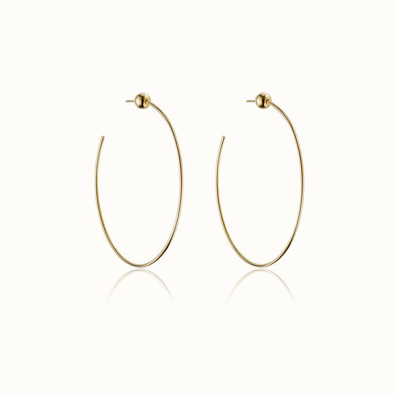 Sfera Hoop Earrings 2.6