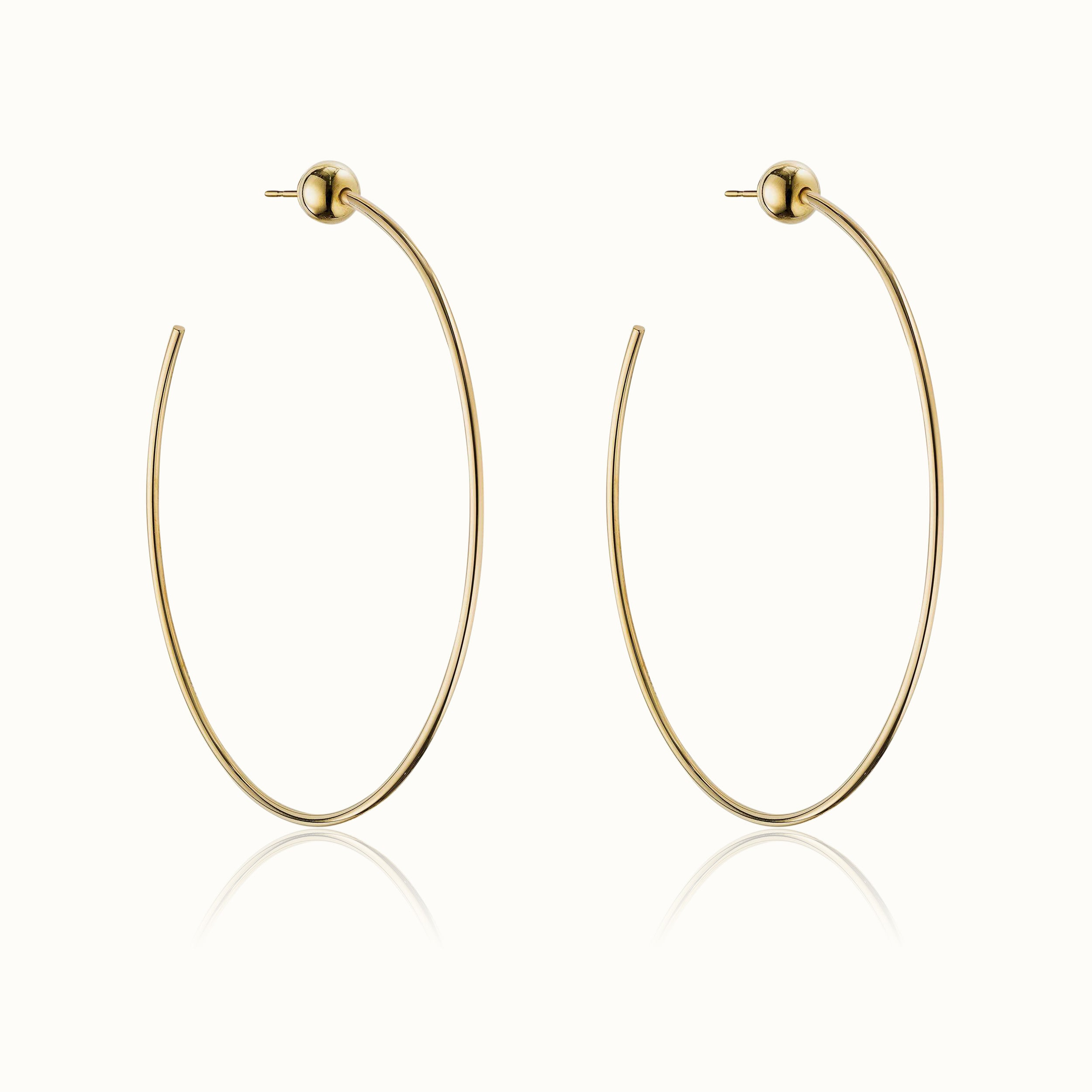 Sfera Hoop Earrings 4.0