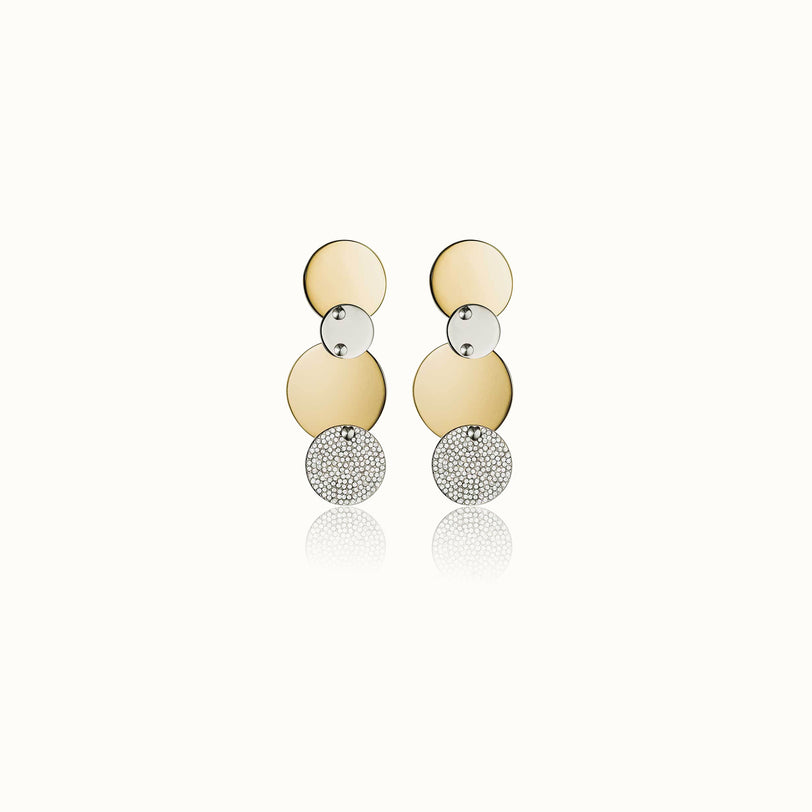 Giovanna Crystal Earrings