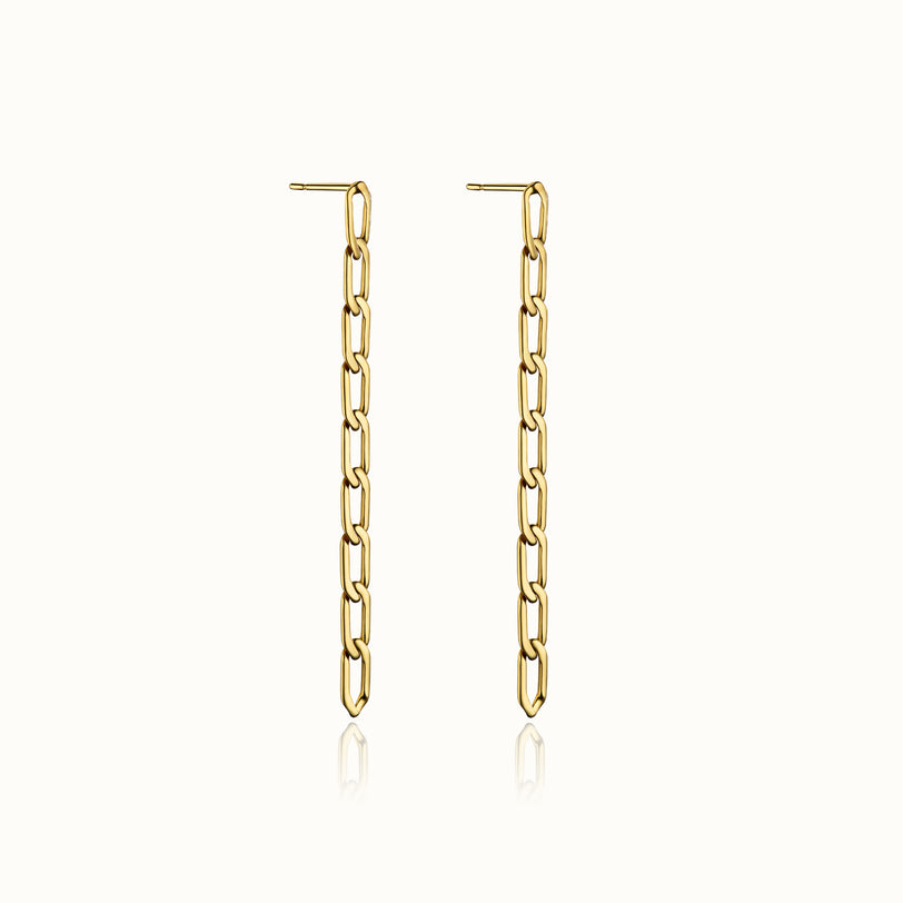 Ultra Mini Milos Drop Earrings
