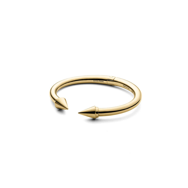 Mini Titan 18k Gold Bracelet