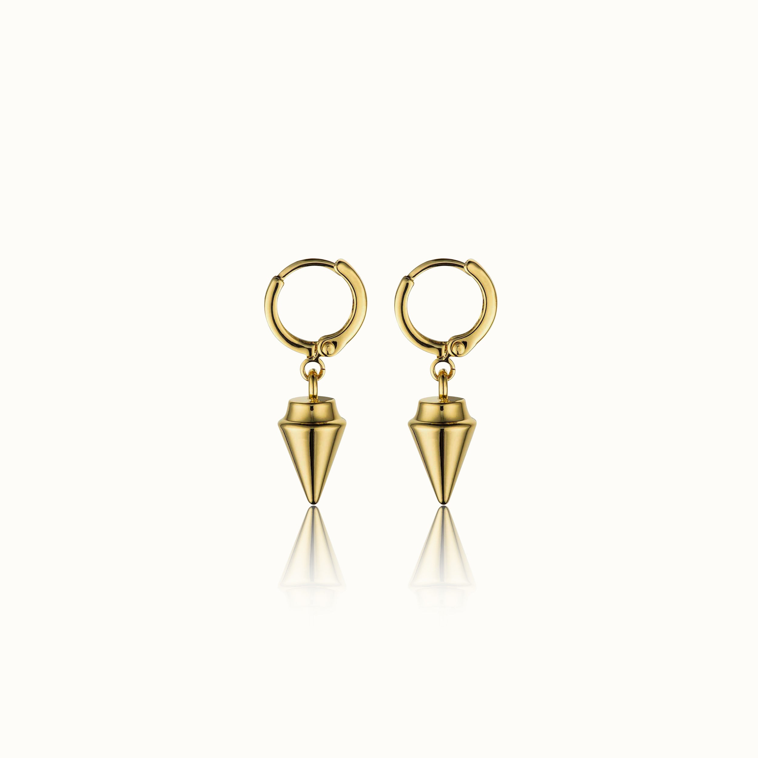 Mini Titan Penzolini Earrings