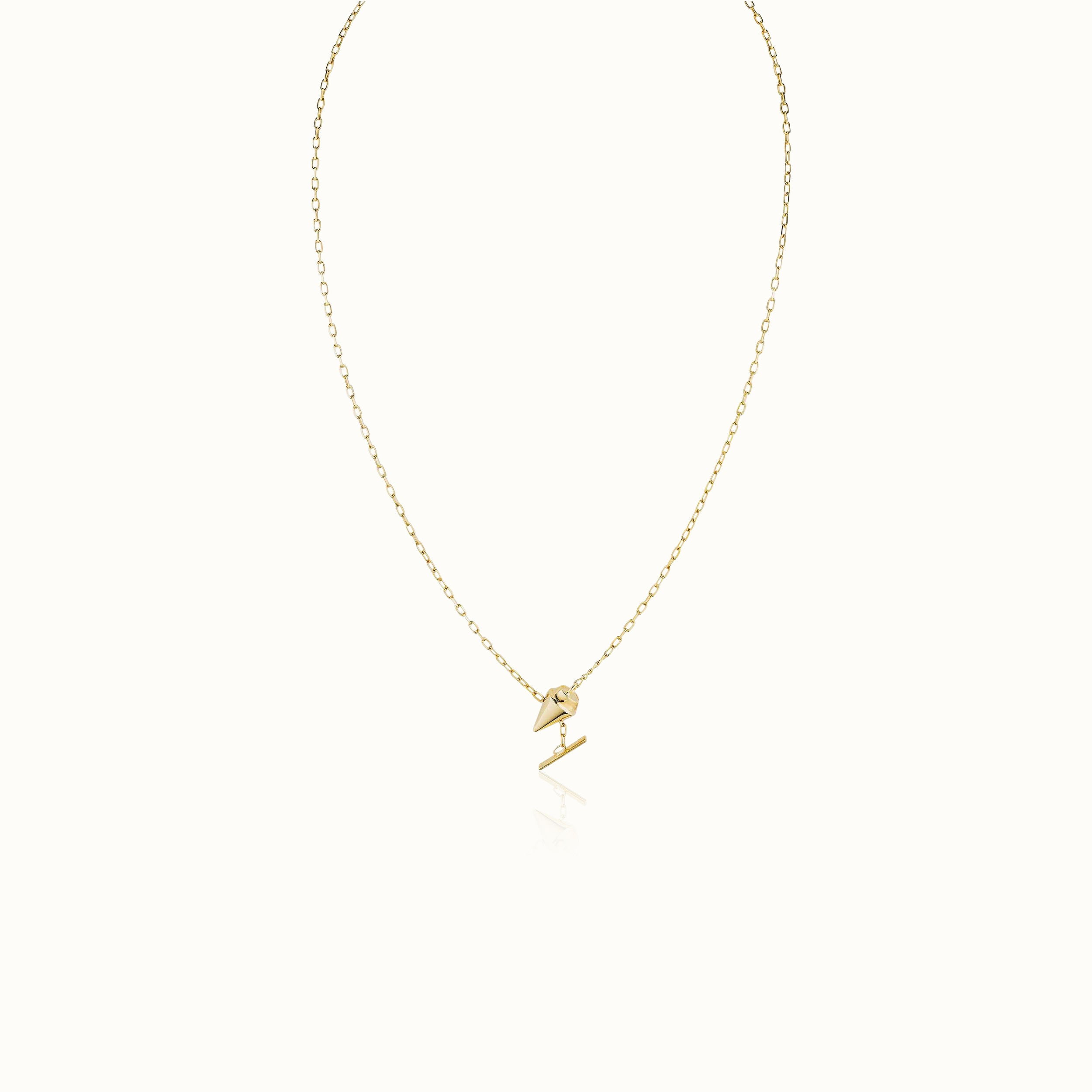 Delicati Titan Pendant Necklace