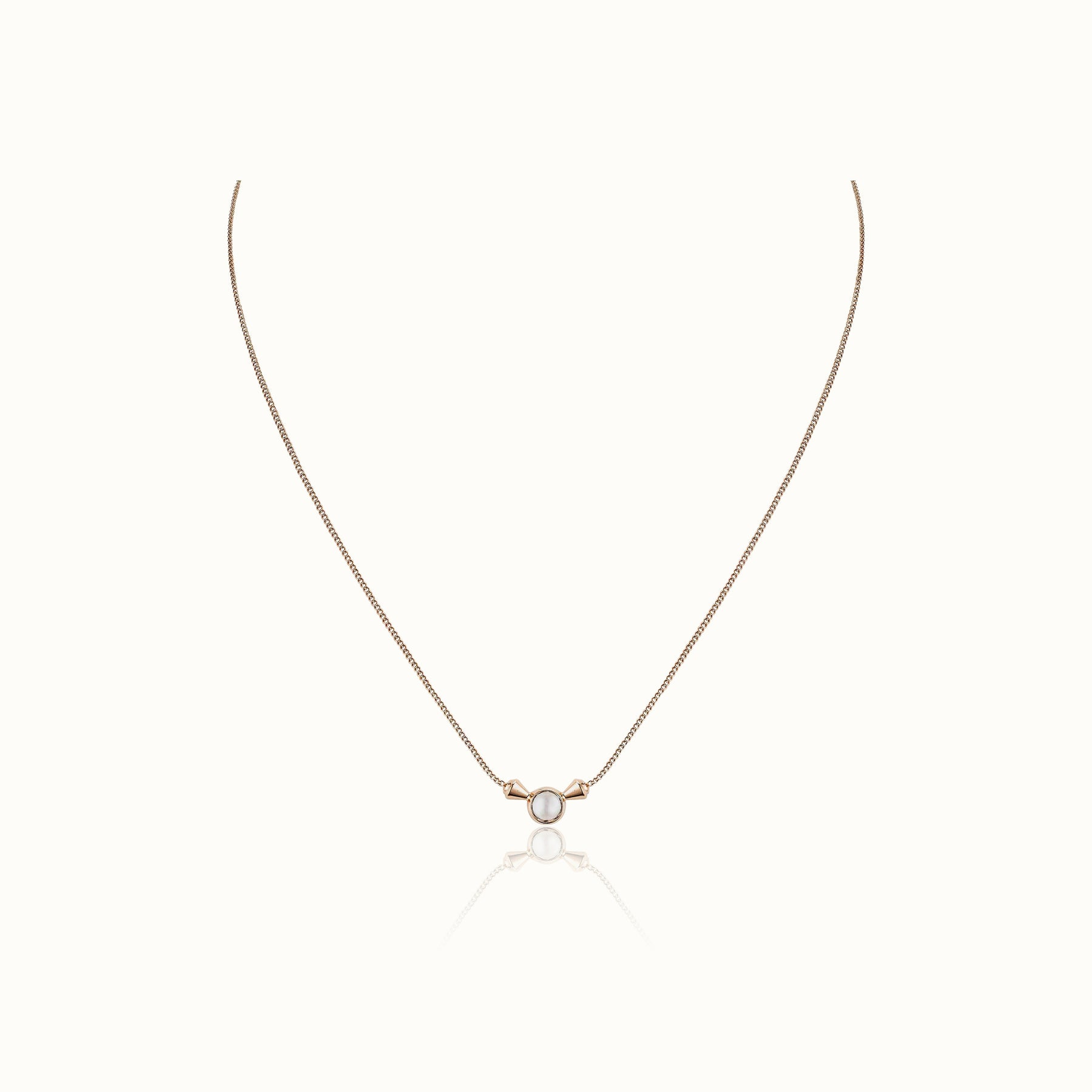 Titan Pearl Pendant Necklace