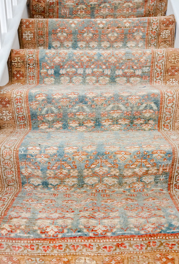 Heir Looms Antique Persian Runner No. 162 (3 x 9)