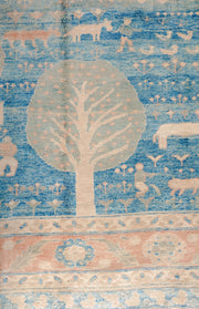 Heir Looms Vintage Turkish Pictorial Rug No. 144