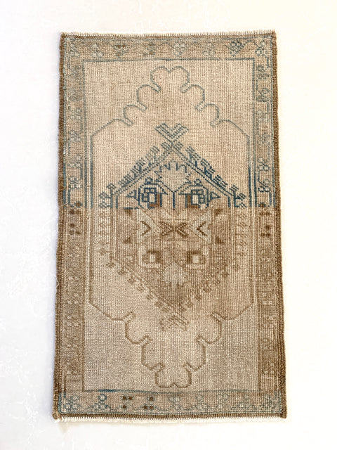 Heir Looms Vintage Turkish Rug No. 187 (mini)