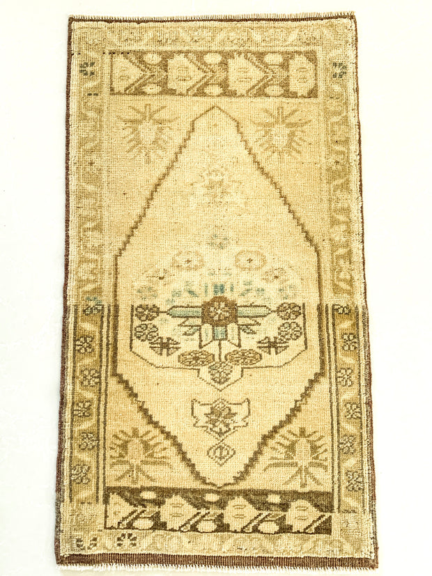 Heir Looms Vintage Turkish Rug No. 192  (mini)