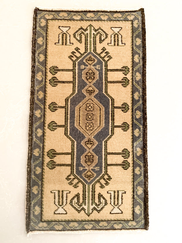 Heir Looms Vintage Turkish Rug No. 197 (mini)