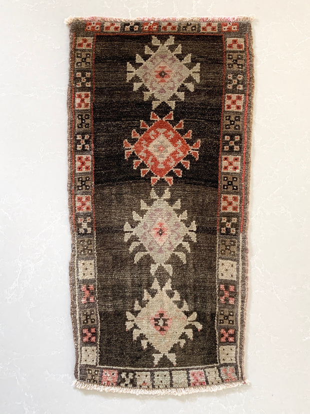 Heir Looms Vintage Turkish Rug No. 195  (mini)
