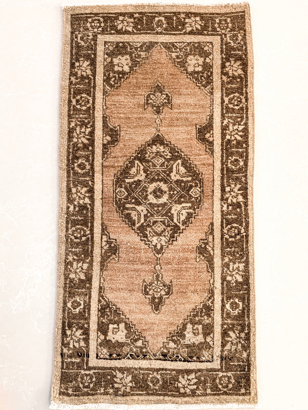 Heir Looms Vintage Turkish Rug No. 189 (mini)
