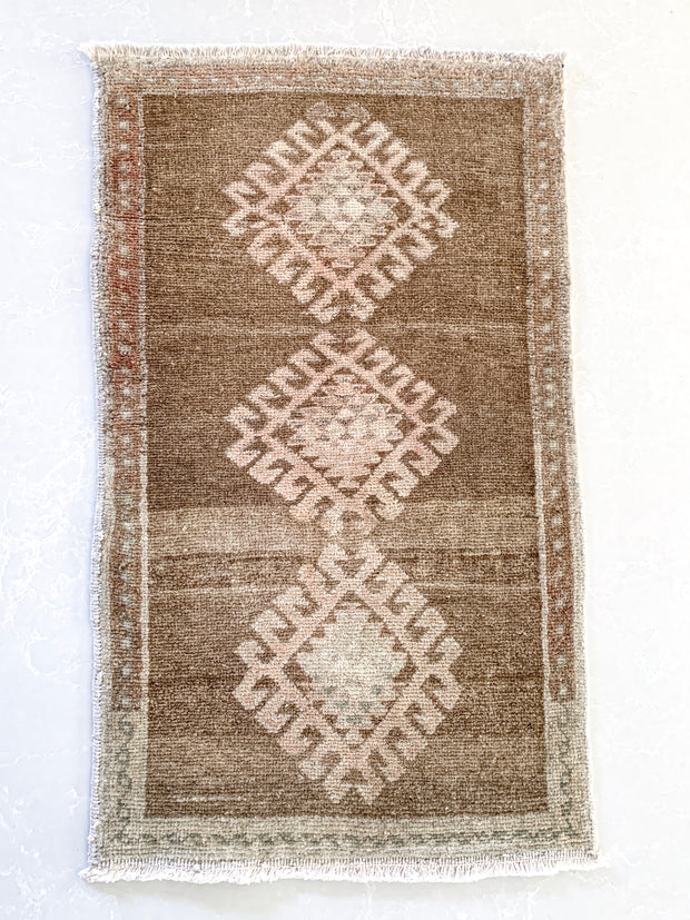 Heir Looms Vintage Turkish Rug No. 188 (mini)