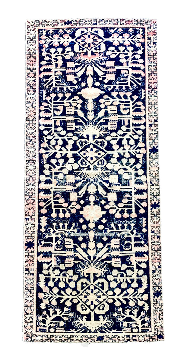 Heir Looms Vintage Persian Rug No. 238 (3 x 9)