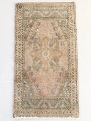 Heir Looms Vintage Turkish Rug No. 190  (mini)