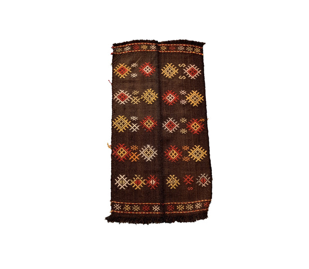 Heir Looms Vintage Turkish Kilim Rug No. 157 (mini)