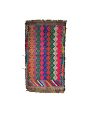 Heir Looms Vintage Turkish Kilim Rug No. 154 (mini)