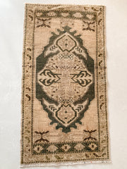 Heir Looms Vintage Turkish Rug No. 177 (mini)