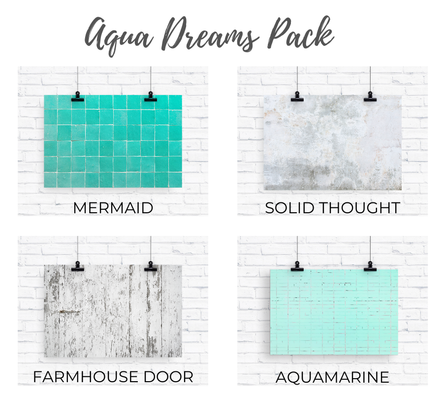 Aqua Dreams Pack -  - everydayco - everydayco.com.au