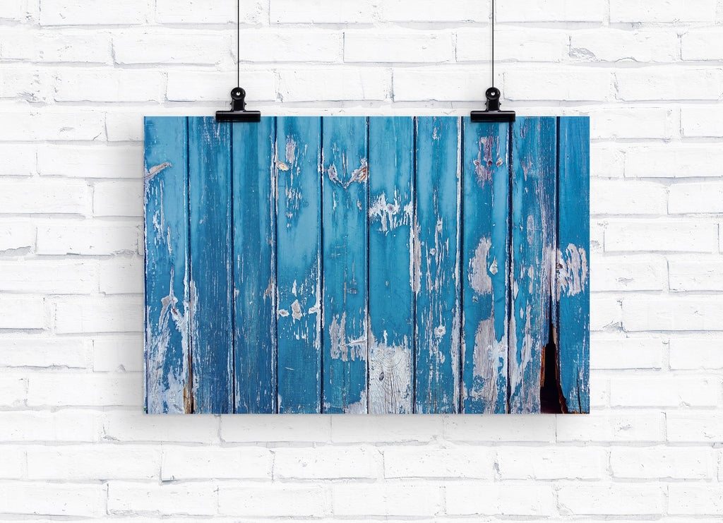 Rustic Blue Photography Backdrop -  - everydayco - everydayco.com.au