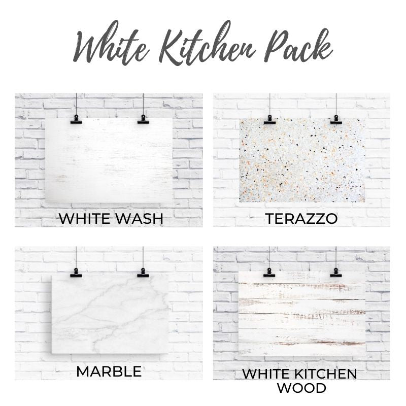 White Kitchen Pack -  - everydayco - everydayco.com.au