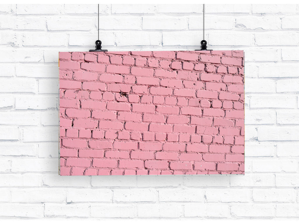 Rose Bricks Photography Backdrop -  - everydayco - everydayco.com.au