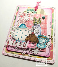 Load image into Gallery viewer, Teapot Cup Cake Stamps