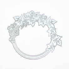 Load image into Gallery viewer, Lace Floral  Frame  Dies