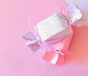 Mini Candy Shape Box Dies