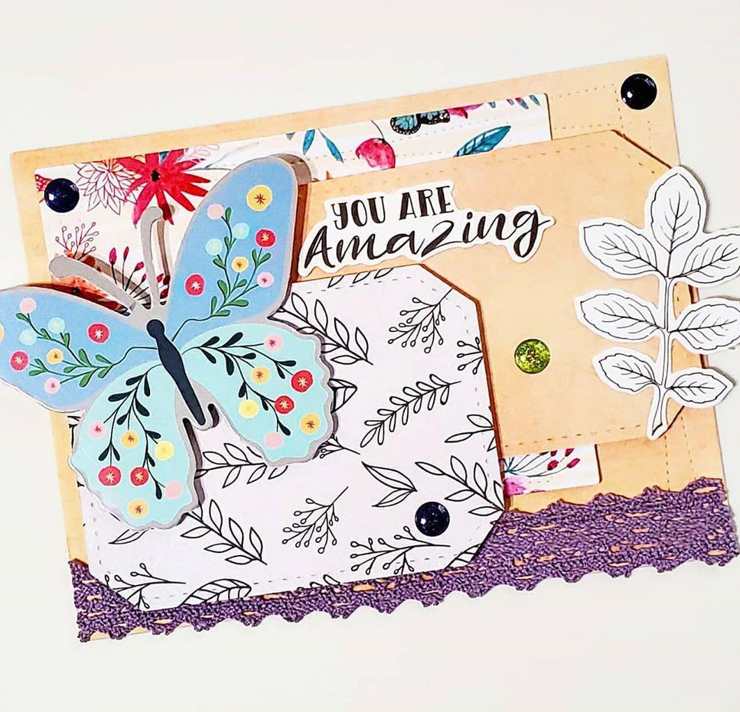 Stitched Embossing Backdrop Dies